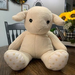 Rare Cloud b Hugginz plush sheep